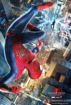 The Amazing Spider-Man 2 Official Theatrical Trailer