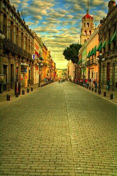#Puebla, #México. MARAVILLOSO!!! Maravillas de México!