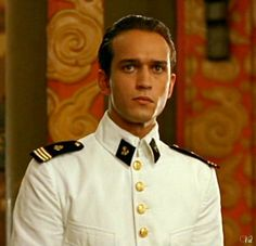 Vincent Perez as Jean-Baptiste in Indochine - 1992