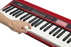 Roland GO:KEYS Review | A 61-key sturdy and innovative keyboard – Allegro Keys Visual Programming Language, 61 Key Keyboard, Bluetooth Low Energy, Recording Studio Design, Recording Equipment, Interactive Stories, Studio Gear, Music Library, Your Music