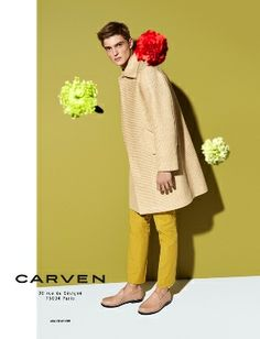 Carven | Campagne Été 2014