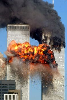 11 September 2001, Remembering September 11th, World Trade Center Attack, World Trade Center Nyc, Arte Zombie, Nine Eleven, Best Day Ever, Vintage Photography, Historical Photos