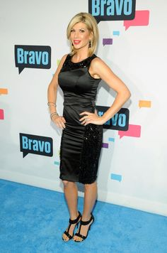 Alexis Bellino: Real Housewives of Orange County (RHOC) - Celebs at the Bravo New York Upfront