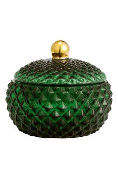 Glass box - Dark green - Home All | H&M IE