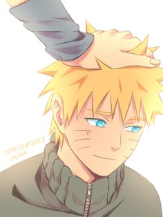 There, there Naruto.. I will still love you. (Guess who said that!)