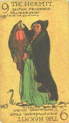 Tarot - The Hermit