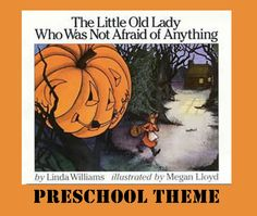 Mommy's Little Helper: The Little Old Lady Who Was Not Afraid of Anything Preschool