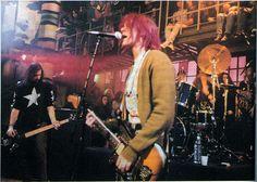 Kurt Cobain of Nirvana #ROCK #GRUNGE