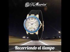 Siendo únicos y exclusivos como #RelojesDMario. - YouTube Chronograph, Skeleton, Watches, Youtube, Accessories, Point Of Sale, Wristwatches, Skeletons, Clocks