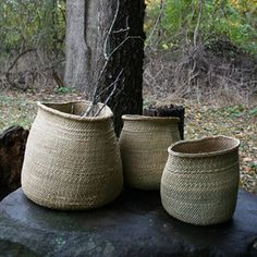 almost wabi sabi Rattan, Wabi Sabi, Basket Bag, Basket Weaving, Decoration, Antiques, Wood, Rustic Baskets, Woven Baskets