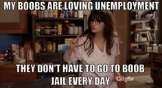 New Girl.  I reference this more than necessary...
