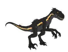 Indoraptor by DinoDilopho on DeviantArt Blue Jurassic World, Jurassic World Dinosaurs, Jurassic World Fallen Kingdom, Spinosaurus, Godzilla Vs, Falling Kingdoms, Dinosaur Art, Big Hero 6, Prehistoric