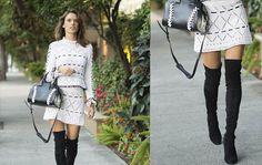 Alessandra Ambrosio: Ένας άγγελος με εκλεπτυσμένο γούστο! Δείτε τι φόρεσε σε πρωινή της έξοδο