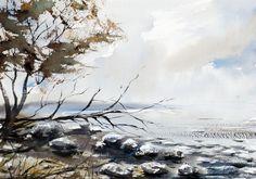 Anders Andersson   WATERCOLOR