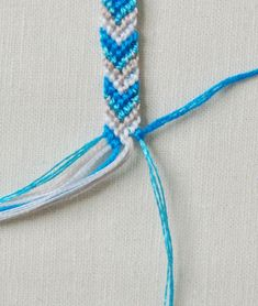 Friendship Bracelets - the purl bee