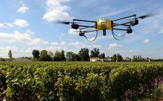 Droni, 5 modi in cui gli Apr cambieranno il settore primario