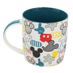 Disney Gift, Disney Home, Coffee Cups, Tea Cups, Disney Coffee Mugs, Disney Cups, Mug Printing, Teapots And Cups, China Art