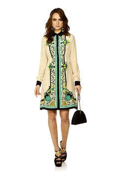 Fashion cool contemporary in the form of Alice by Temperley's Nijinsky shirt dress. To hire this ultra- cute dress for £65, click here: http://www.wishwantwear.com/dress-hire/alice-by-temperley/1298-nijinsky-shirt-dress.html?utm_expid=38629437-8_referrer=http%3A%2F%2Fwww.wishwantwear.com%2Fcatalogue%2Fwhat-s-new%2F