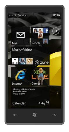 Windows Phone #ui