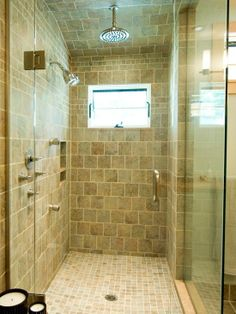 Bathroom Remodel With Walk In Shower traditional bathroom walk-in showers design ideas, pictures