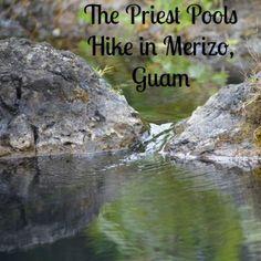 Merizo Priest Pools hike