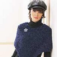 Knit A Mini-Poncho