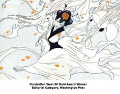 Illustration West 54 Chair Marc Scheff Interviews Goñi Montes, our Call for Entries Artist: - SILA - SILA - The Society of Illustrators of Los Angeles