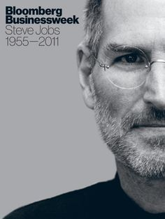 Bloomberg Businessweek  Special Steve Jobs newsstand issue, out Friday  Creative director: Richard Turley  #SPDcoveroftheday