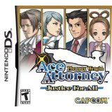 Phoenix Wright Ace Attorney - Justice for All (Video Game)By Capcom