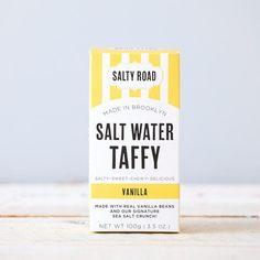 Vanilla Salt Water Taffy – Eat.Feed.Love
