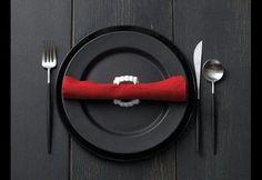 Dracula Table Decor