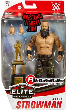 The Shield Reunite, Figuras Wwe, Wwe 2k, Wwe Toys, Wwe Action Figures, Andre The Giant, Braun Strowman, Wwe Elite, Barbie Toys