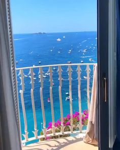 Travel Discover Beautiful morning view in Positano Italy . Beautiful morning view in Positano Italy Video via: . Vacation Places, Dream Vacations, Italy Vacation, Vacation Travel, Honeymoon In Italy, Europe Destinations, Almafi Coast Italy, Amalfi Coast Positano, Places In Italy