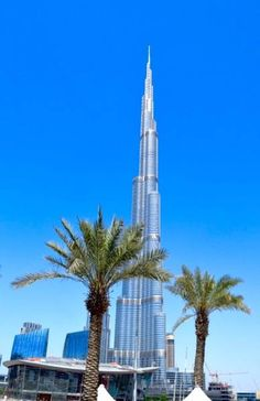 Burj Khalifa - what to do in 48-hours in Dubai