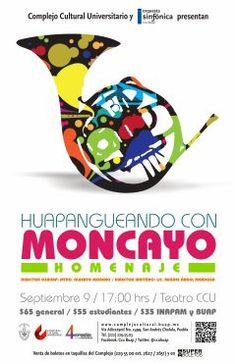 Huapangueando con Moncayo / Orquesta Sinfónica.