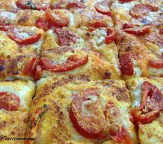 Pizza senza lievito