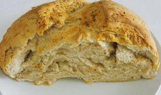 Recetas muy saludables : Pan casero con masa madre