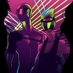 Image result for cyberpunk party