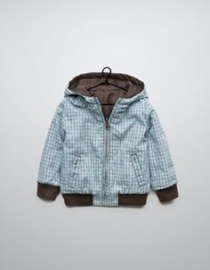 Infant snowboarding jacket :)