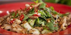 Vietnamese Chicken Salad Recipe - LifeStyle FOOD