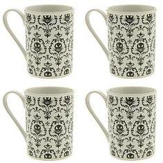 Jack Skellington Set of 4 Mugs review | buy, shop with friends, sale | Kaboodle