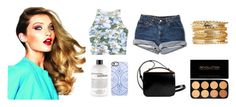 """Oh-So-Springy"" by campbellfauber ❤ liked on Polyvore featuring Chicnova Fashion, Givenchy, Uncommon and philosophy"
