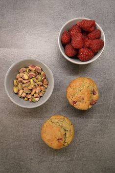 Pistachio&raspberries: the best mix ever!!