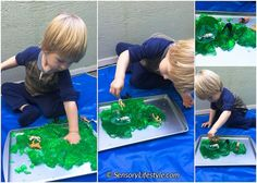Top 10 Sensory Activities for your 21 month old toddler