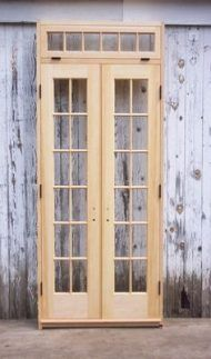 Bespoke Internal Oak French Door With Side And Top Lights . Sliding French Doors Open Out Onto The Back Patio For . Home Design Ideas Narrow French Doors, Upvc French Doors, French Doors Patio, Patio Doors, Double Doors, Door Design Interior, Interior Barn Doors, Interior French Doors, Interior Paint