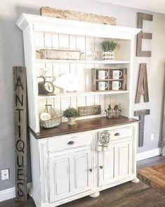 Stunning Rustic Farmhouse Style Living Room Design Ideas 11