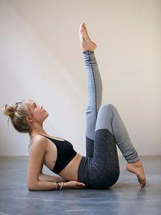 9fd9c7d0373bd Free People Evolution Legging, C$103.52 Fitness Style, Fitness Fashion,  Fitness Sport,