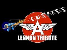 SNEAK PREVIEW of Curtiss A's John Lennon Tribute