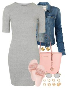"""- """"Untitled #1533"""" by power-beauty ❤ liked on Polyvore featuring Fat Face, MICHAEL Michael Kors, Topshop, Puma, Jean-Paul Gaultier, ASOS and Vince Camuto"""