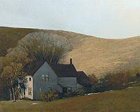 Marc Bohne Oil Landscape Painting - Palouse